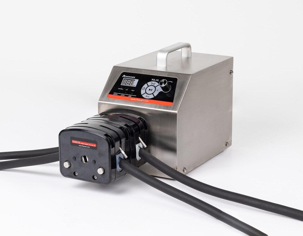 FlexoArt - Peristaltic pump dual head