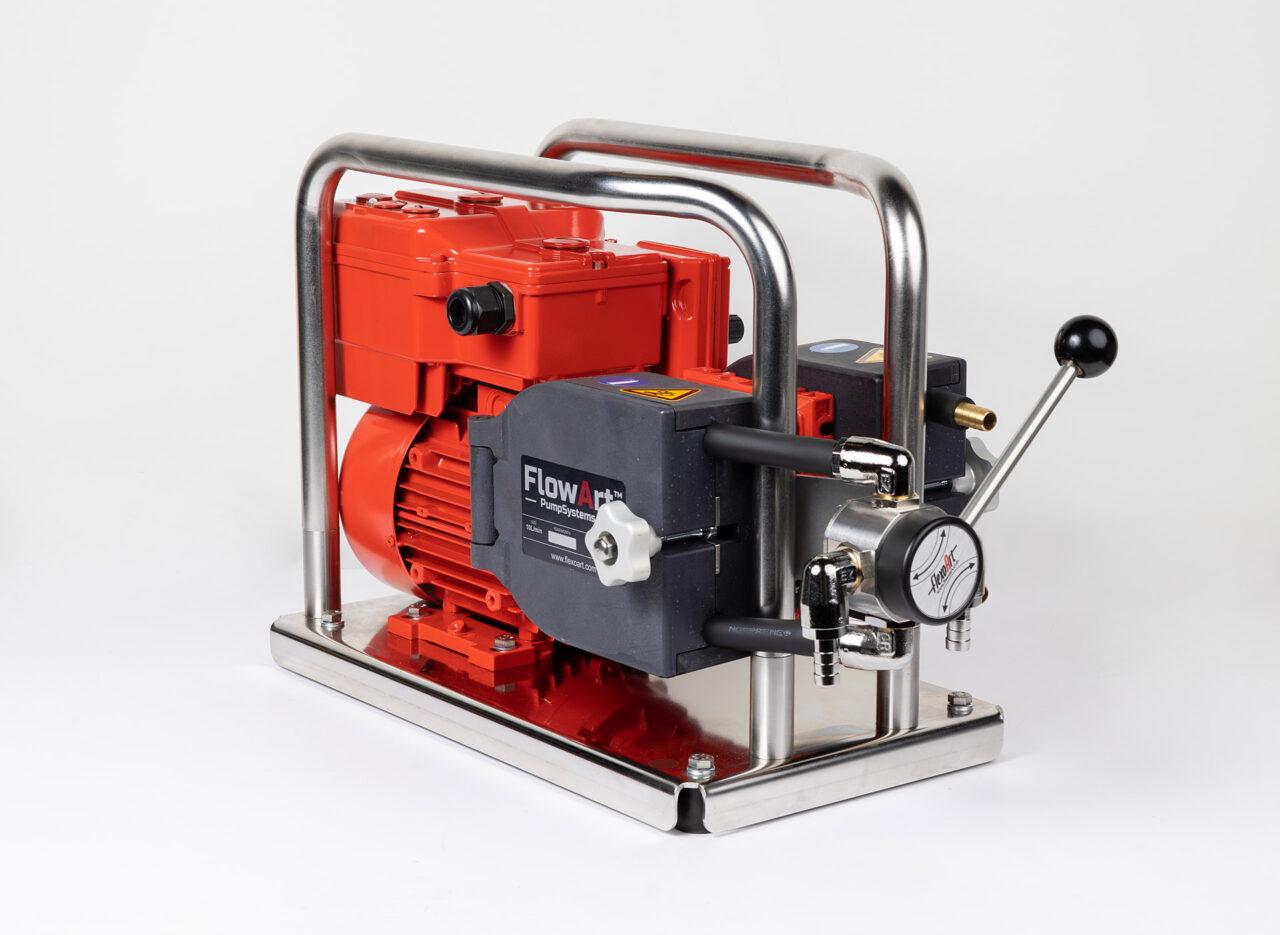 FlexoArt - Reverse valve integrated