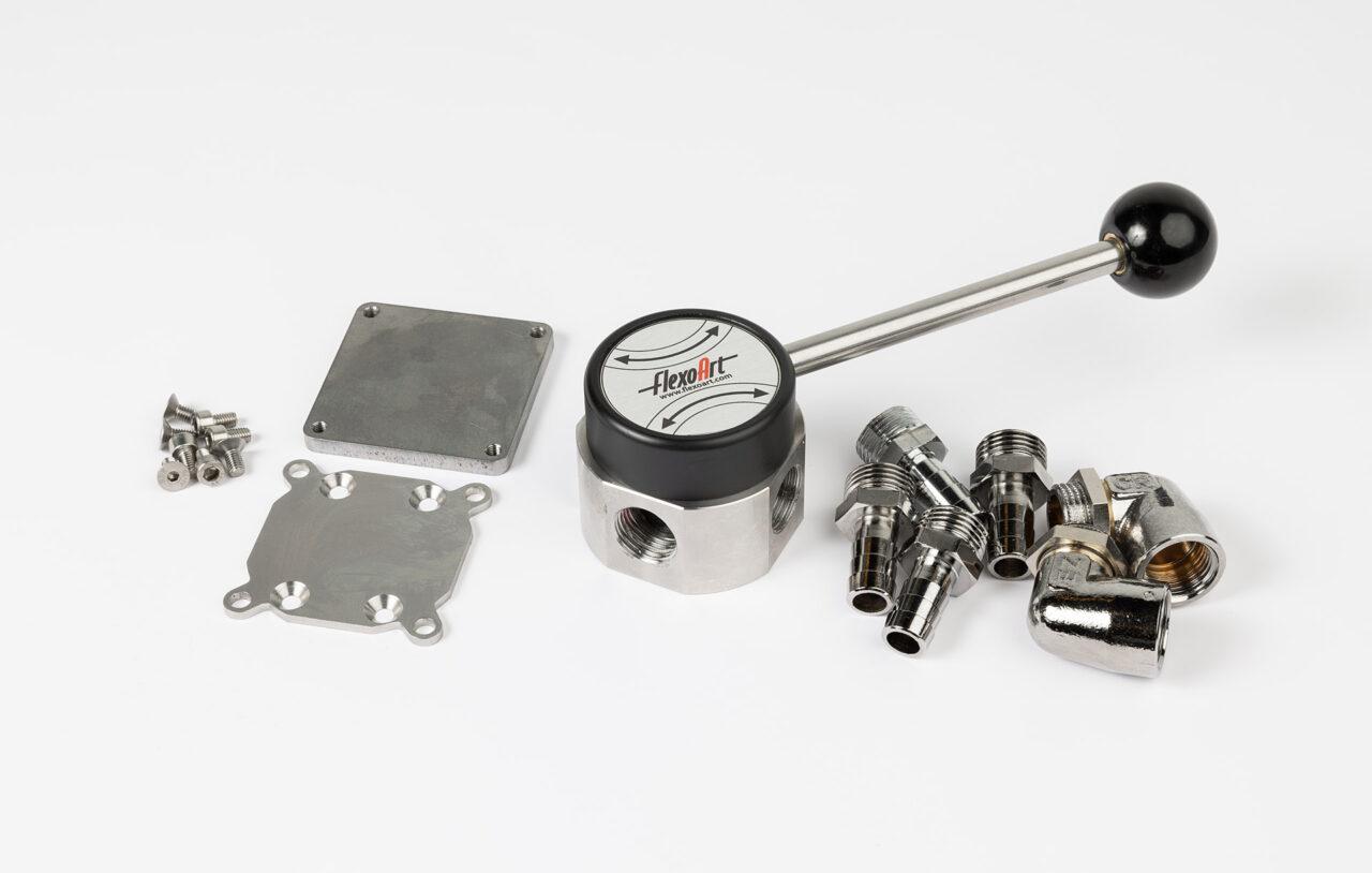 FlexoArt - Reverse valve kit