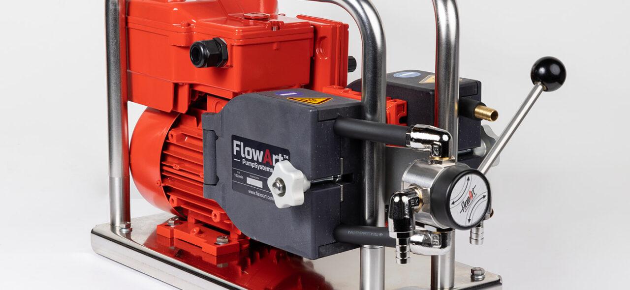FlexoArt - Reverse valve