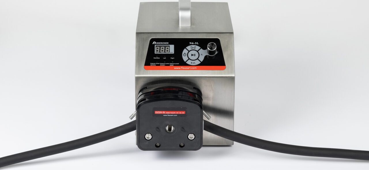 FlexoArt - Peristaltic pump